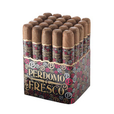 Perdomo Fresco Natural Robusto Bundle of 25